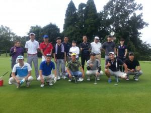東雲グループの法律事務所主催によるゴルフコンペが開催されました。