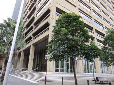 オーストラリア連邦最高裁判所(シドニー)